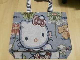 Hello Kitty Hong Kong Zipped Tote bag