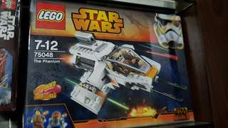 Star wars lego The Ghost & The Phantom