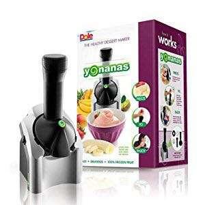 Yonanas Ice Cream maker