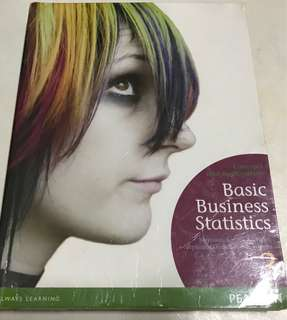 Basic Business Statistics Textbook (RMIT)