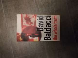 *CLEARANCE* David Baldacci