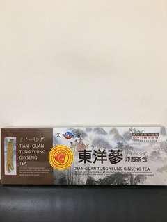 天官東洋蔘茶沖泡包(一盒20包入)