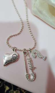 BN GUESS necklace