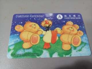 絕版紀念卡