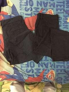 Celana Chinos Hitam Ripcurl (KW)