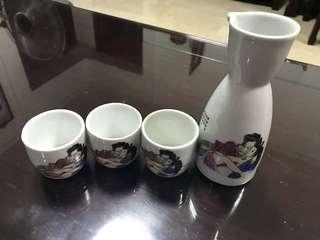 Sake Cups (Japanese)