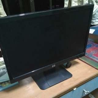 """HP 18.5"""" Monitor"""