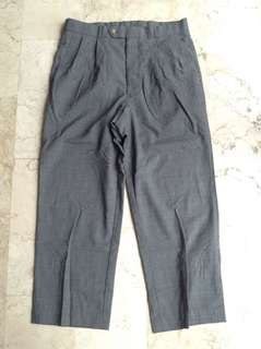 Amherst & Brock Gray Slacks Pants for Men