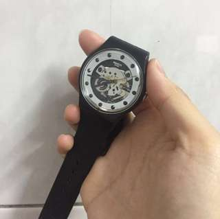 Swatch機械表