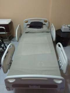 Quite new hospital bed