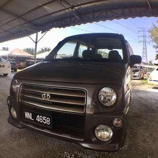 Perodua Kenari 1.0 Auto 2005