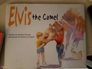 Elvis the Camel