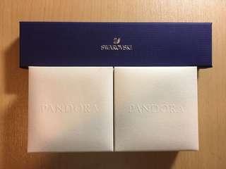 Swarovski/Pandora盒