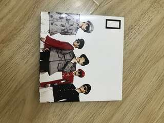 SHINee Everybody 內含書韱