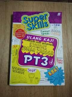 PT3 Superskills - Ekonomi Rumah Tangga