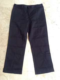 Bossini Black Pants for Women