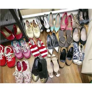 Shoes /Sandals/slippers all must go for 3500 only