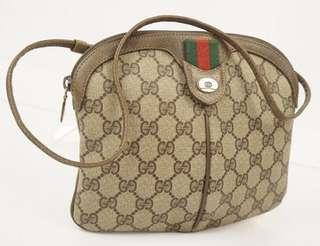 🚚 Gucci 古董包 正品 貝殼包