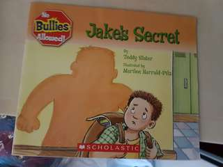 No Bullies allowed - Jake's secret