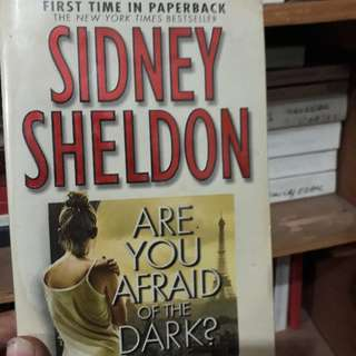 SIDNEY SHELDON (ENGLISH)