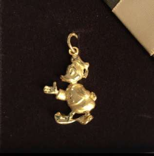 ⚡️Sale!!⚡️ 999 Donald Duck Pure Gold Pendant
