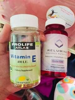 Vitamin E and Active White