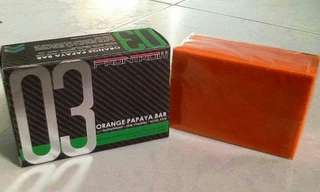 FRONTROW Whitening Bar Soap