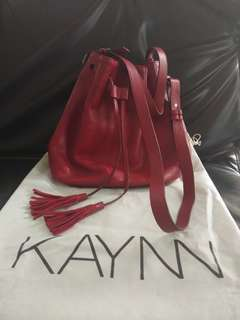 KAYNN medium drawstring bag