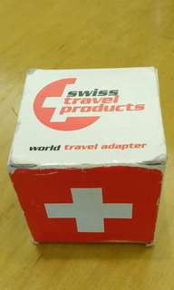 Swiss World Traveler adapter