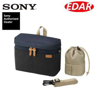 SONY LCS-BBK SOFT CARRYING CASE ««ORIGINAL & OFFICIAL SONY»»