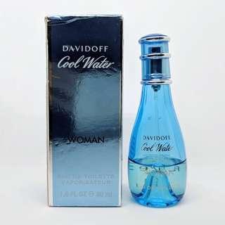 (USED) Davidoff Cool Water EDT Woman 30ml