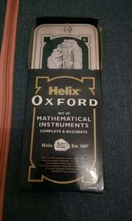 Set of Mathematical Instruments