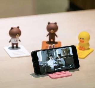 🚚 韓國個性實用創意卡通懶人手機架