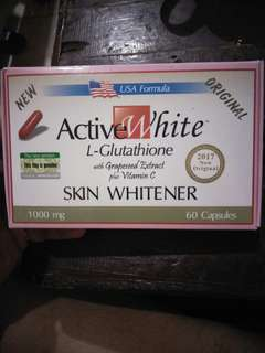 Active White with L-glutathione