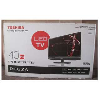"Toshiba 40PB200 40"" Multi-System LED TV"