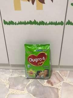 Dumex Dugro 4 Milk Powder Refill 900g(3-6 Years)