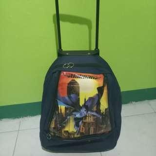 Batman school bag (trolley/backpack)