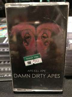 Damn Dirty Apes - Ape Kill Ape (Signed copy)