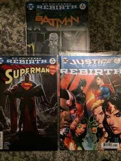 DC comic sale