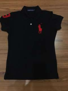 Authentic brand new women Ralph Lauren Polo Shirt