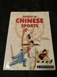 Origins of Chinese Sports with Free Ah Ma & Ah Gong Story Book