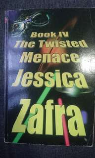 book IV the twisted menace by jessica zafra