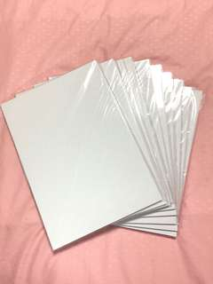 20pcs A4 High Quality Glossy Photo Paper
