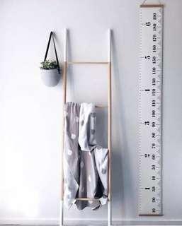 小童度身高尺 • kids measure tape