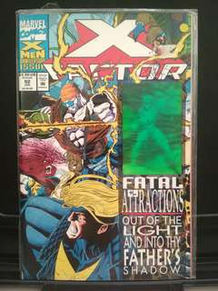 X-Factor First Appearance of Exodus