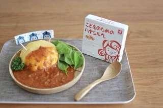 🚚 日本CANYON 兒童燴飯調理塊