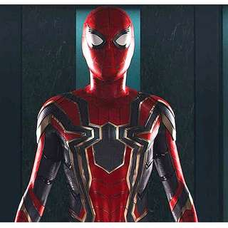 Infinity War Ironspider suit