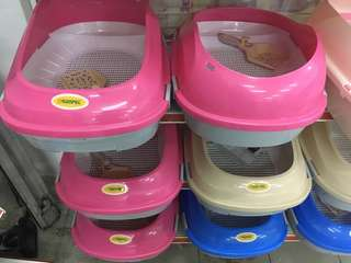 Pet litter box M size