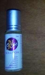 Erase solution