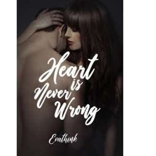 Ebook Heart is Never Wrong - Evathink